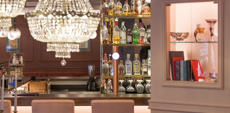 Excelsior Hotel Thessaloniki, bar area
