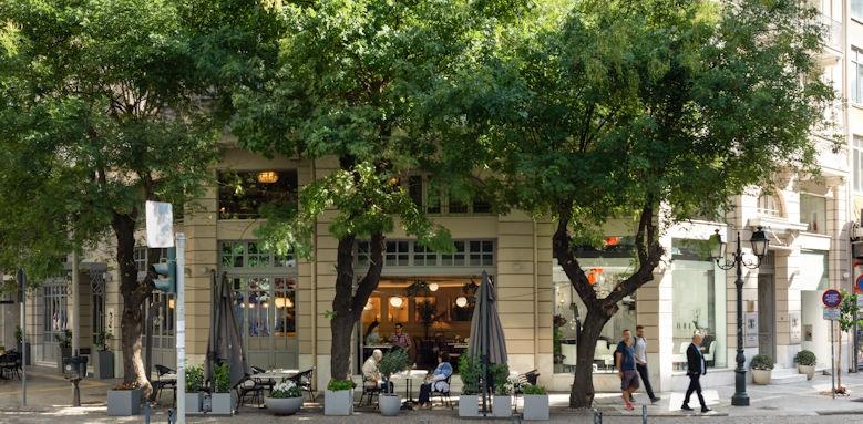 Excelsior Hotel Thessaloniki, exterior