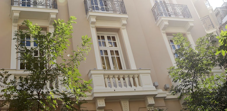 Excelsior Hotel Thessaloniki, sunny exterior