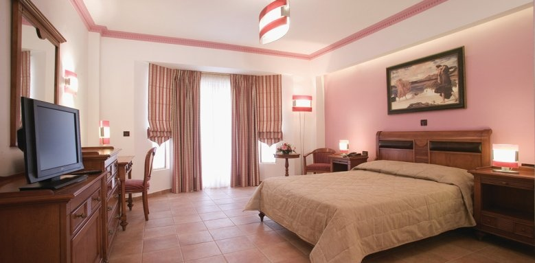 Regina Dell'Acqua Resort, double room