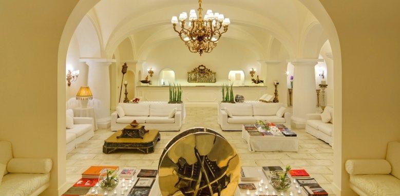 Capri Palace Hotel & Spa, lobby