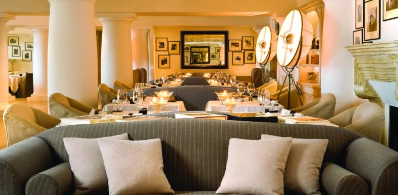Capri Palace Hotel & Spa, Olivo restaurant