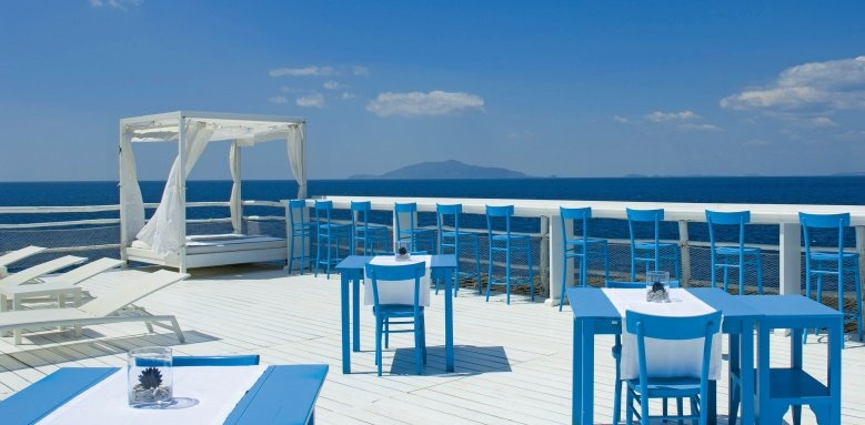 Capri Palace Hotel & Spa, terrace