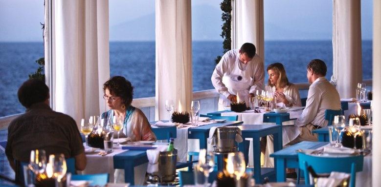 Capri Palace Hotel & Spa, restaurant