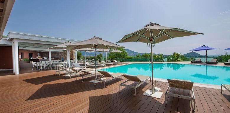 Hotel Laguna, pool