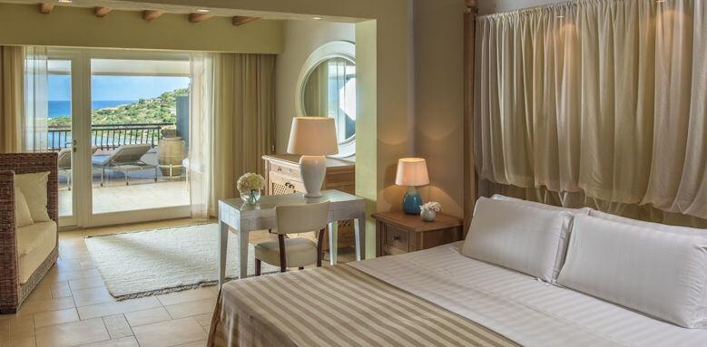 Hotel Laguna, bedroom