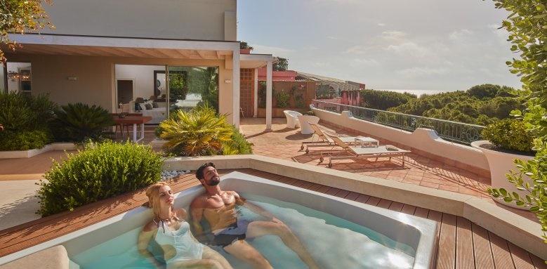 Hotel Castello, pool