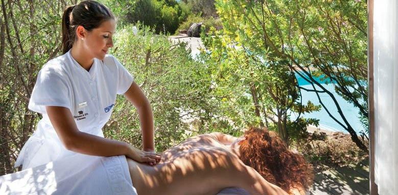 Hotel Capo d'Orso Thalasso & Spa, massage