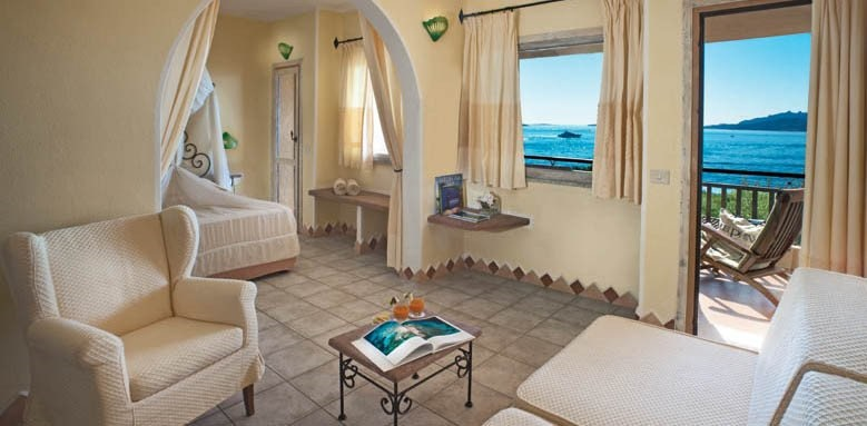 Hotel Capo d'Orso Thalasso & Spa, deluxe room