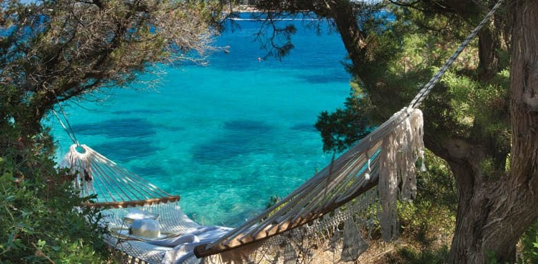 Hotel Capo d'Orso Thalasso & Spa, hammock