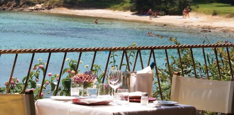 Hotel Capo d'Orso Thalasso & Spa, restaurant