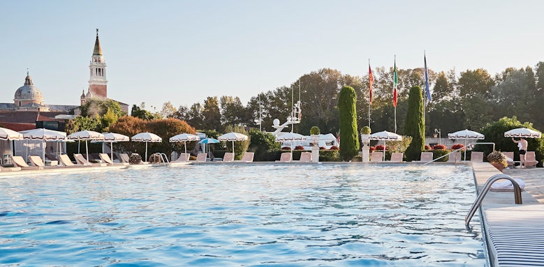 belmond hotel cipriani, swimming pool