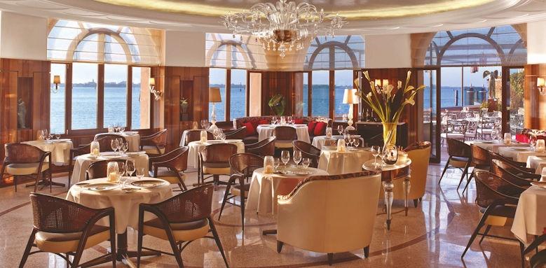 belmond hotel cipriani, oro restaurant