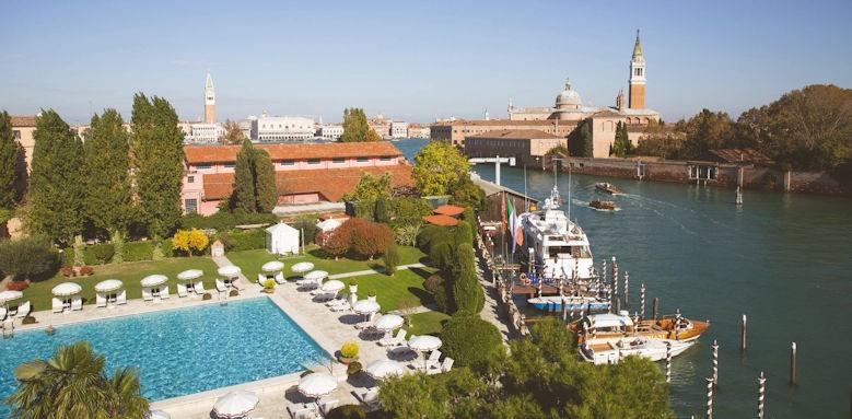 belmond hotel cipriani, main pool