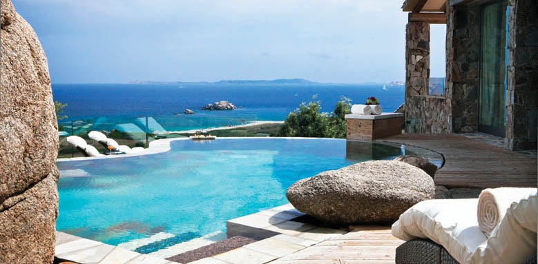 Valle Dell'Erica Resort Thalasso & Spa, Imperial president pool
