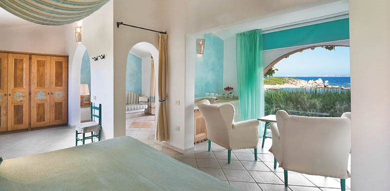 Valle Dell'Erica Resort Thalasso & Spa, suite