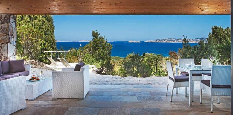Valle Dell'Erica Resort Thalasso & Spa, Suite Arcipelago veranda