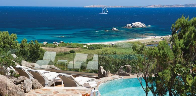 Valle Dell'Erica Resort Thalasso & Spa, suite Arcipelago pool