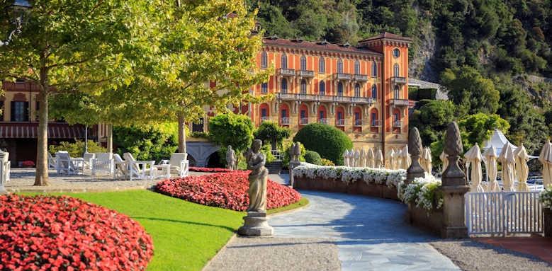 Villa d'Este, Pavilion view