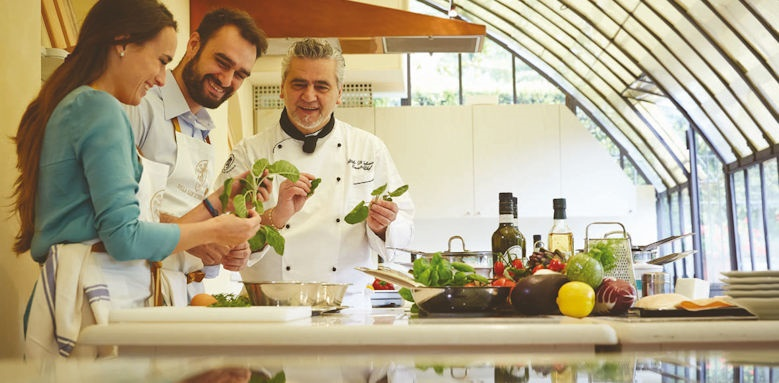 belmond villa san michele, cookery classes
