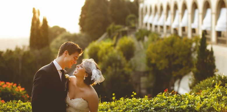 belmond villa san michele, weddings