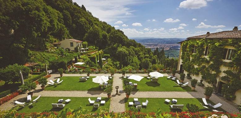 belmond villa san michele, gardens