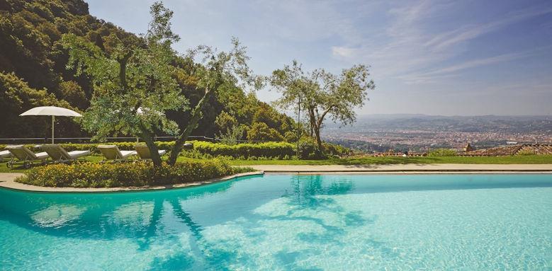belmond villa san michele, pool
