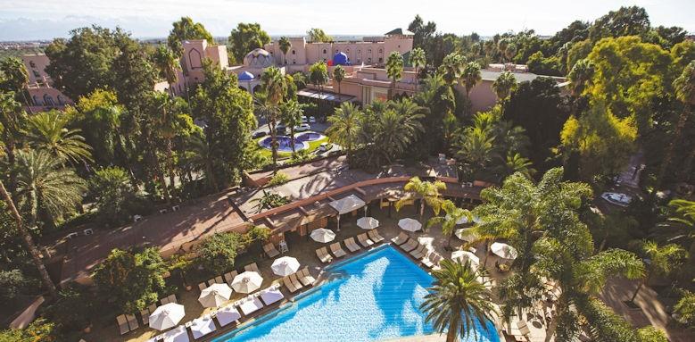 hotel es saadi, overview