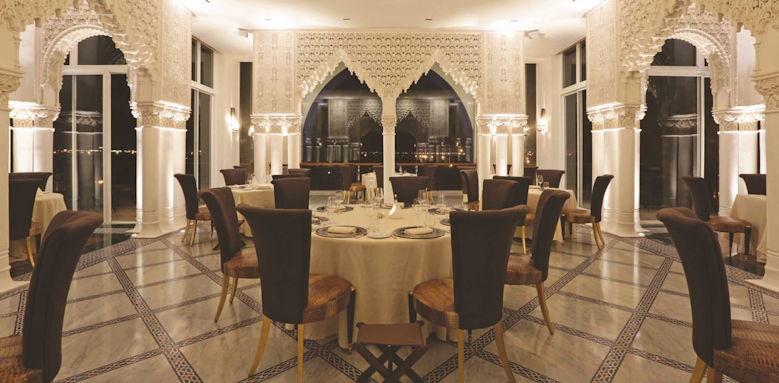 hotel es saadi, restaurant