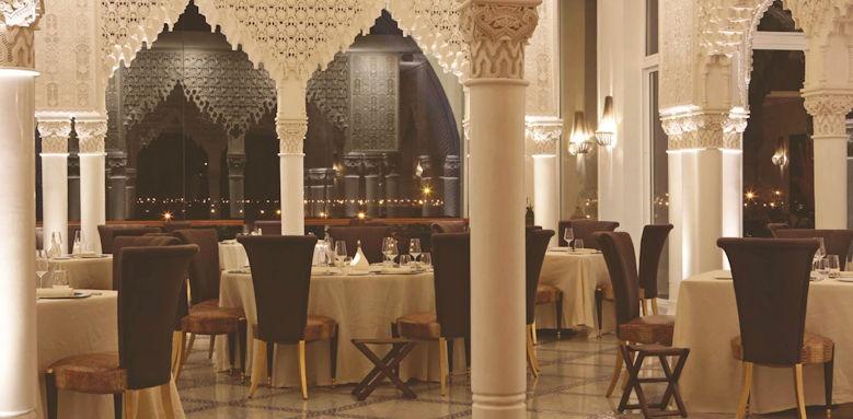 es saadi palace, restaurant