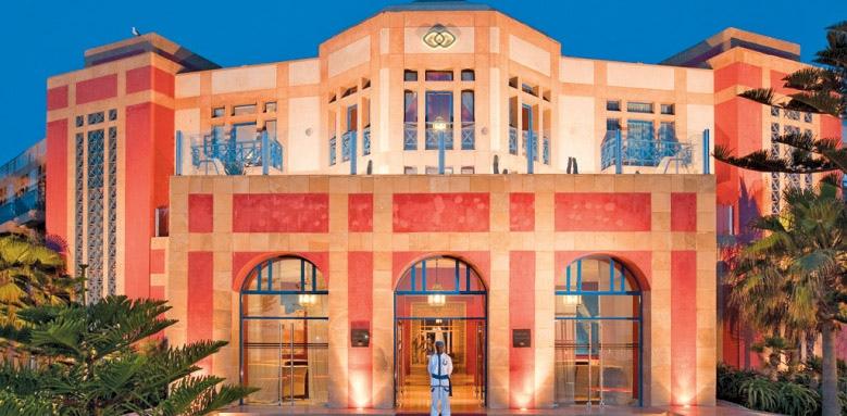 Le Medina Essaouira Hotel Thalassa Sea & Spa, facade