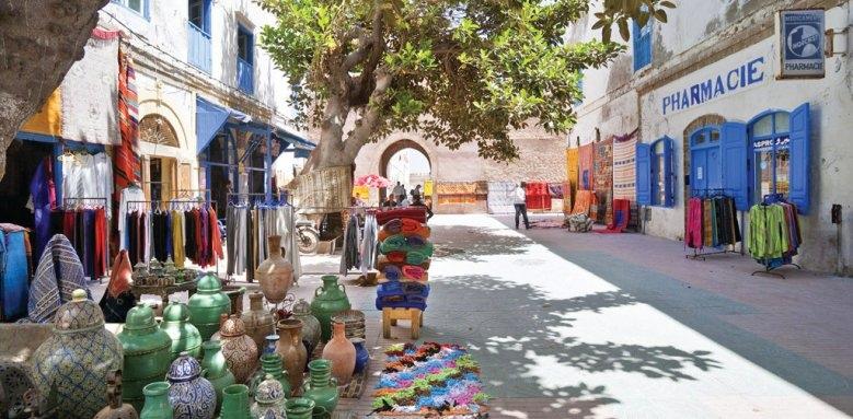 Le Medina Essaouira Hotel Thalassa Sea & Spa, view