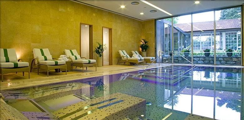 Casa Velha do Palheiro, inside pool