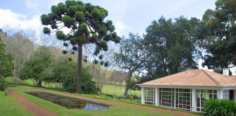 Casa Velha do Palheiro, tea house