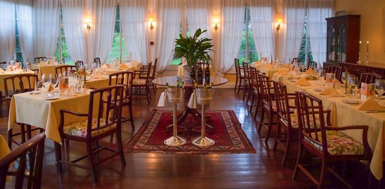 Casa Velha do Palheiro, restaurant