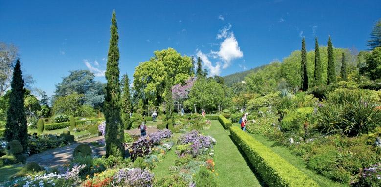 Casa Velha do Palheiro, gardens
