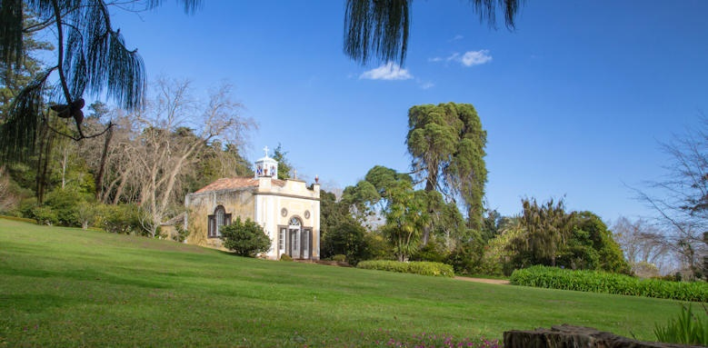 Casa Velha do Palheiro, Chapel