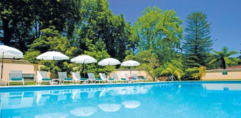 Casa Velha do Palheiro, pool