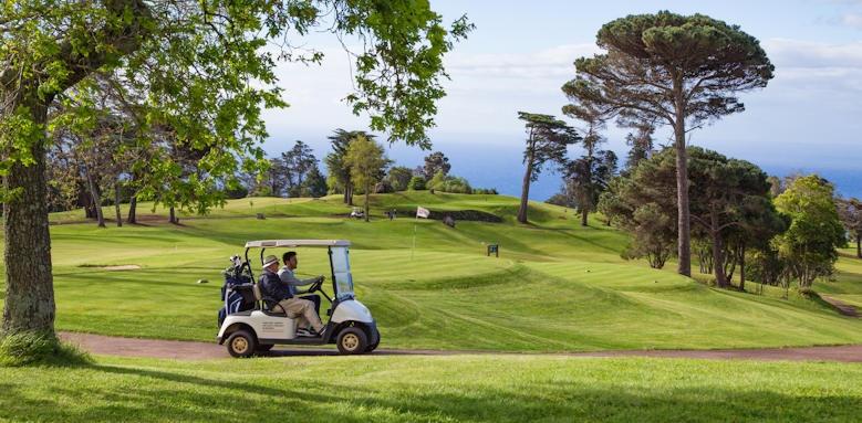 Casa Velha do Palheiro, golf