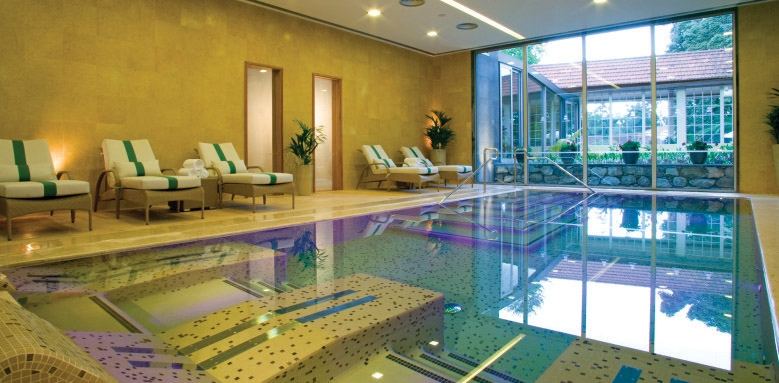 Casa Velha do Palheiro, spa pool