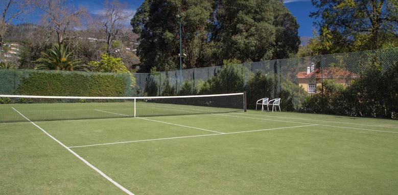 Casa Velha do Palheiro, tennis court