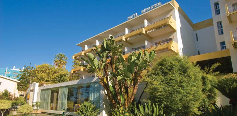Hotel Girassol, exterior