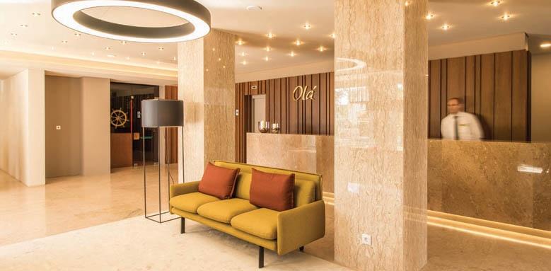 Hotel Girassol, lobby