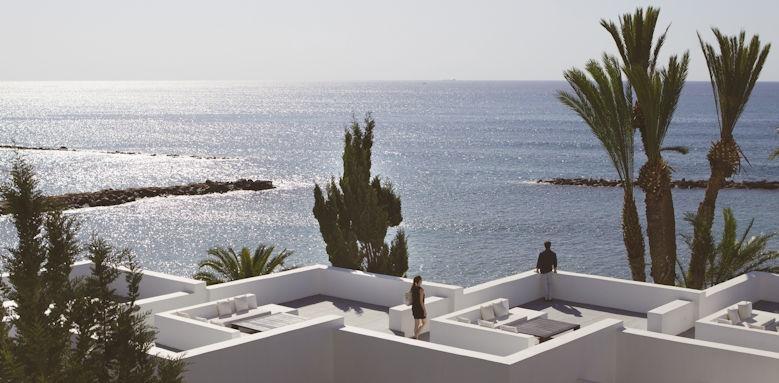 Almyra, hotel view