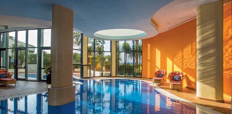 Pestana Grand, indoor pool