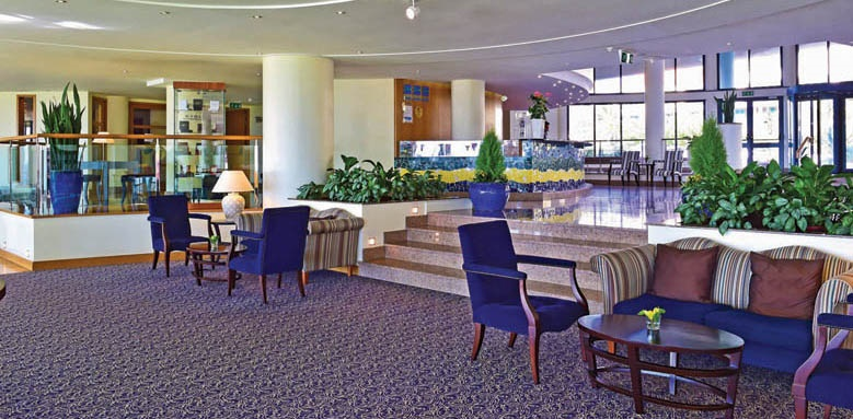 Pestana Grand, lobby lounge