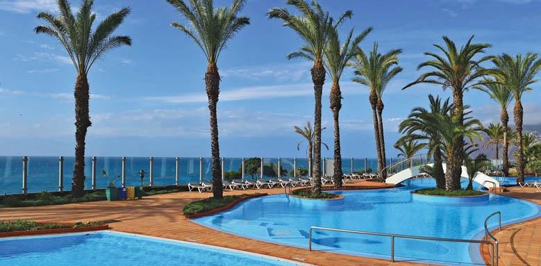 Pestana Grand, swimming pools