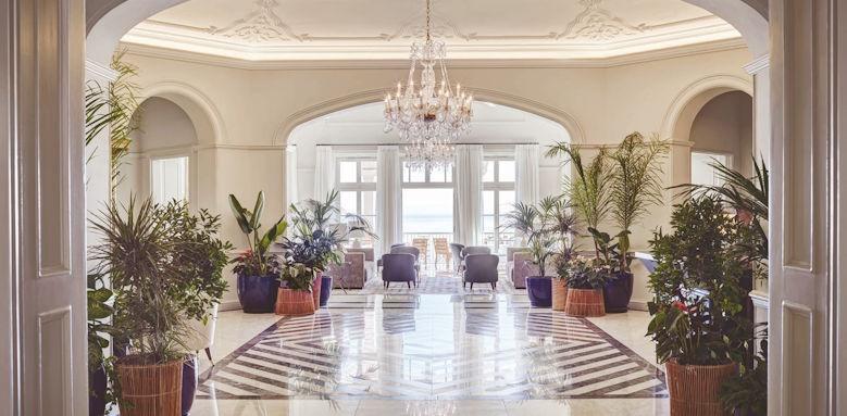 belmond reids palace, lobby