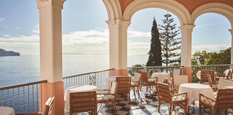 belmond reids palace, terrace