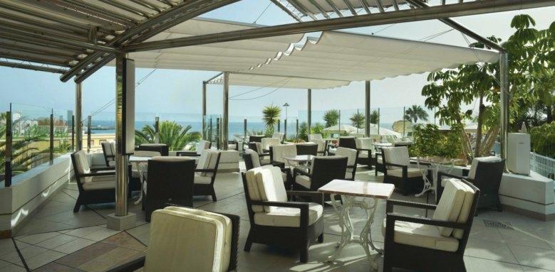 Hotel Jardines de Nivaria, Cascada bar